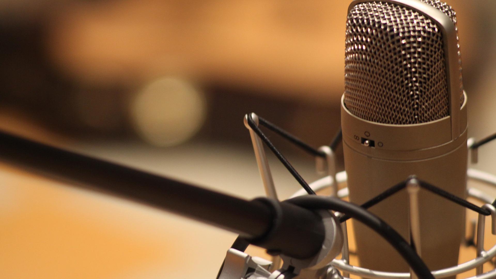Doublage interprétation - Voix mature