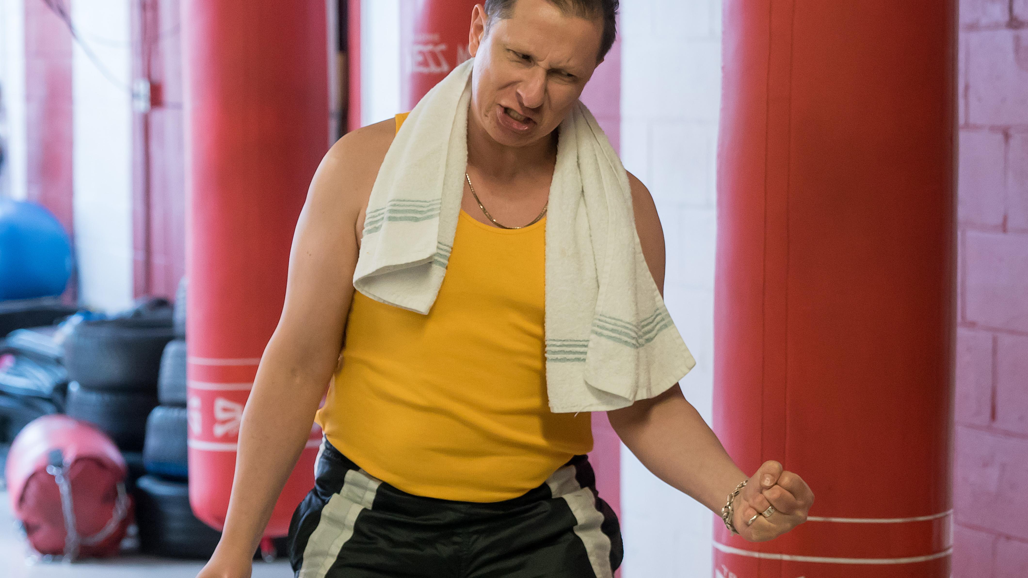 L'usine à biceps (2019)