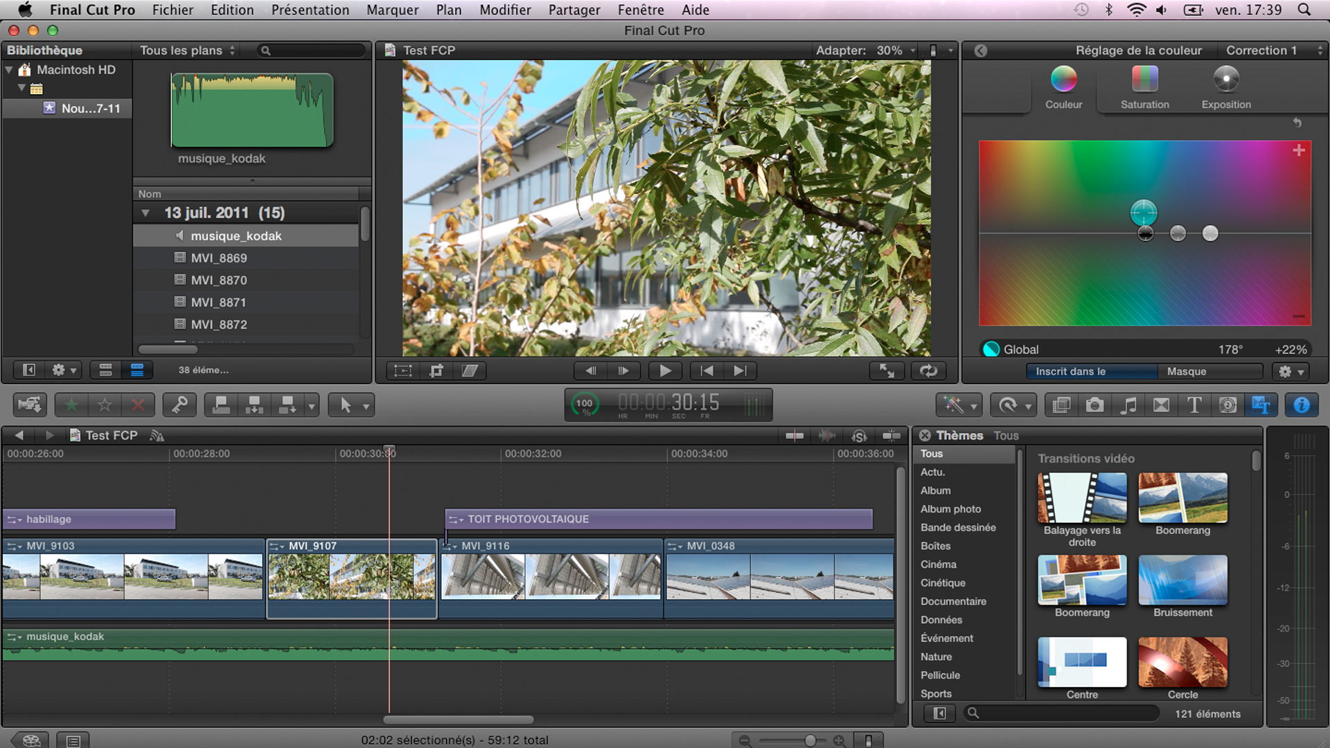 Final Cut Pro X 101: Une introduction