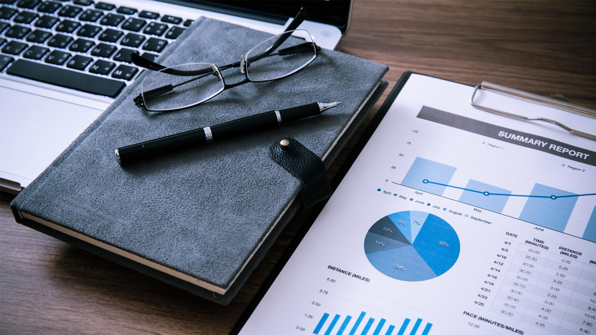 Contrôle budgétaire et réalisation d'un rapport de coûts