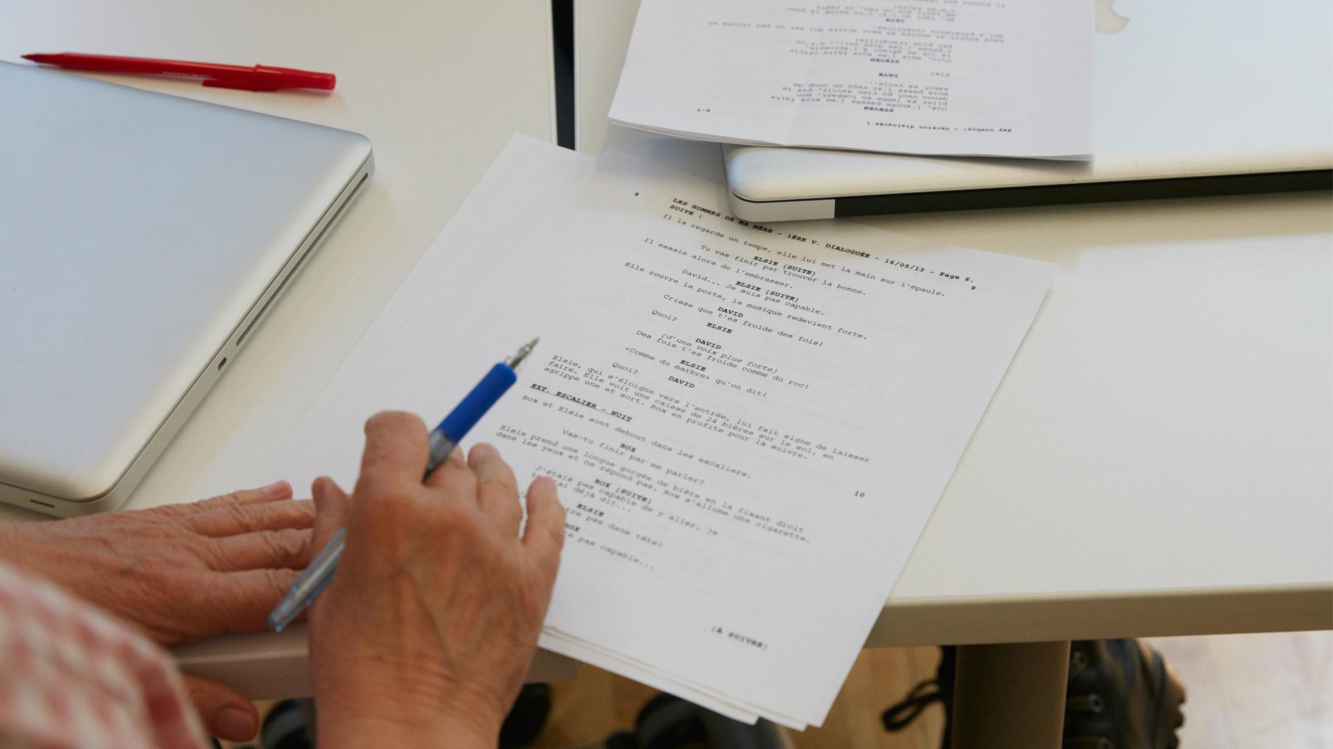 Script-édition