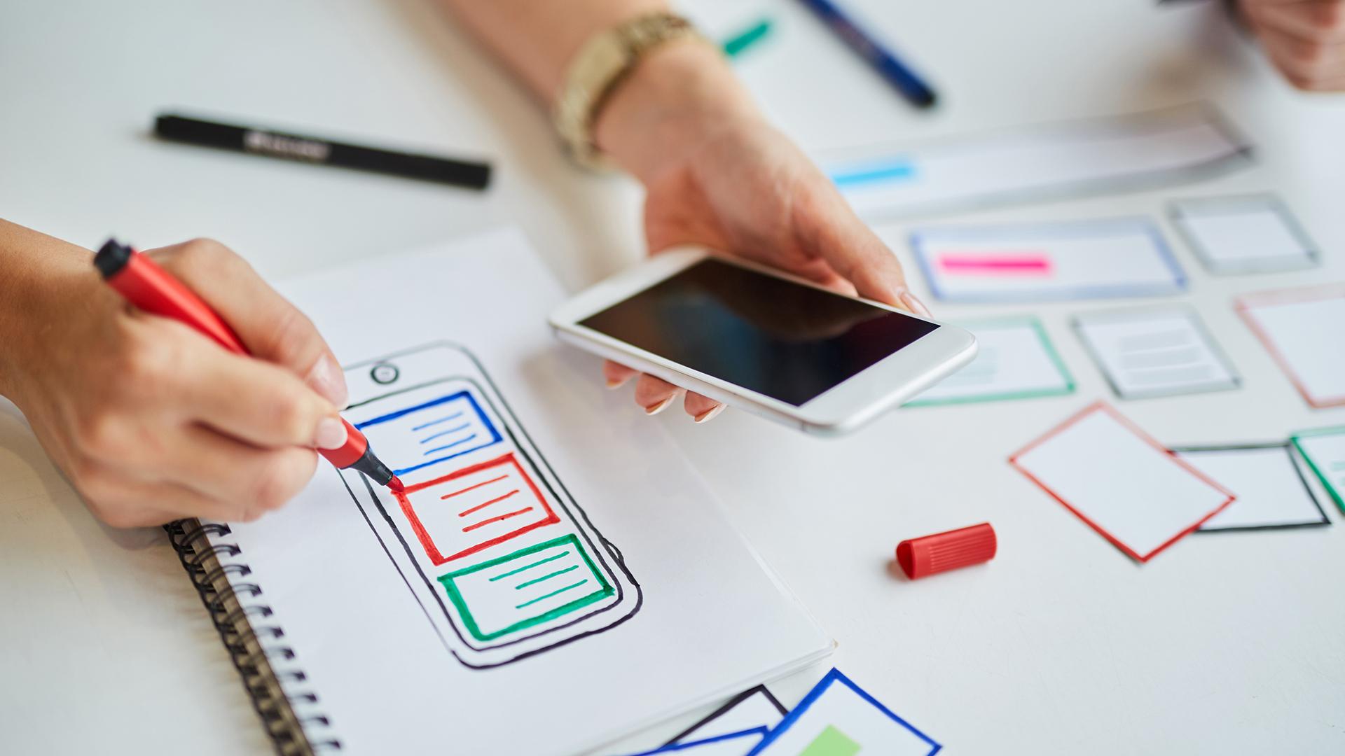 Design UX – L'expérience utilisateur