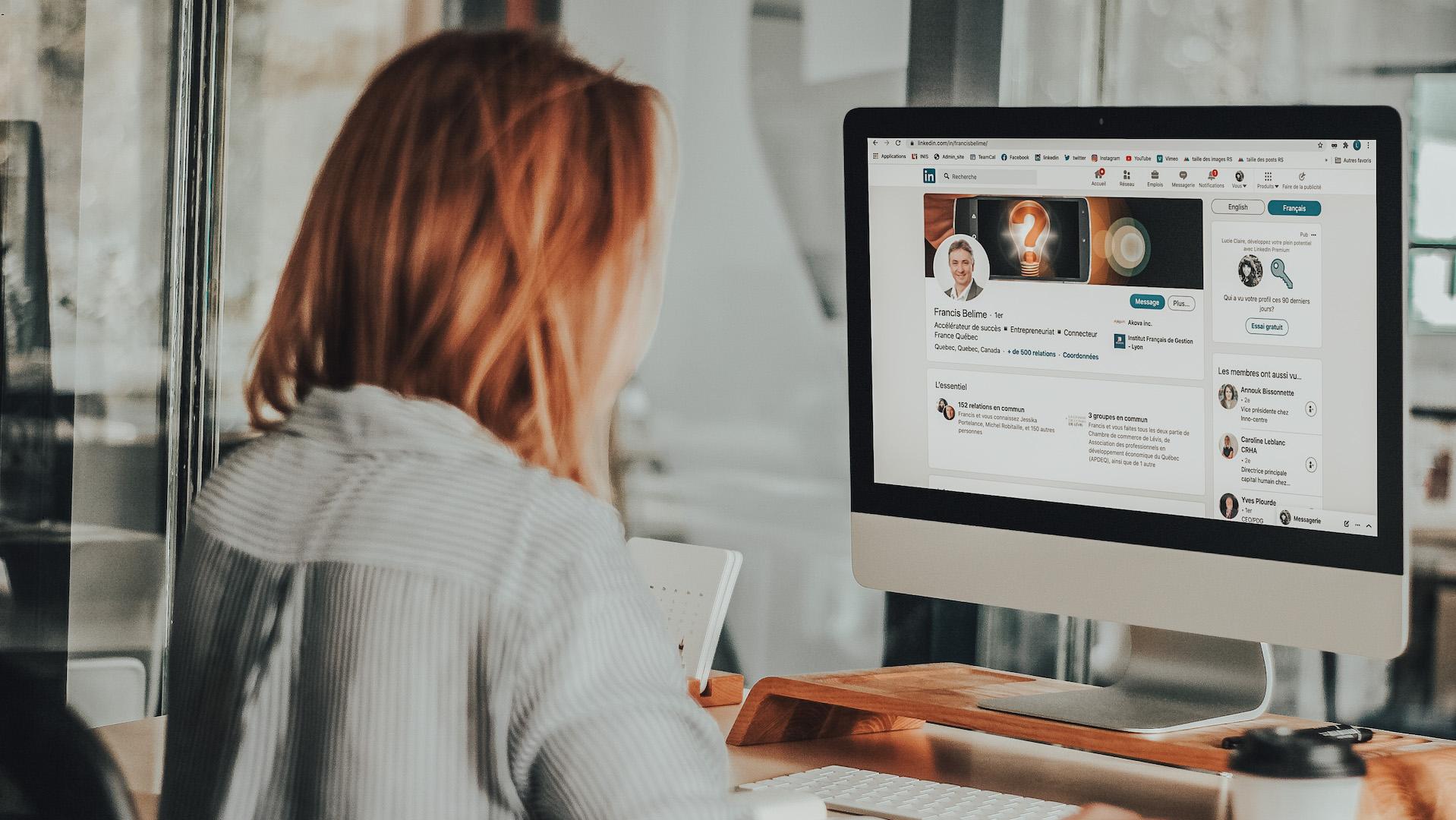 Développer son activité grâce à LinkedIn