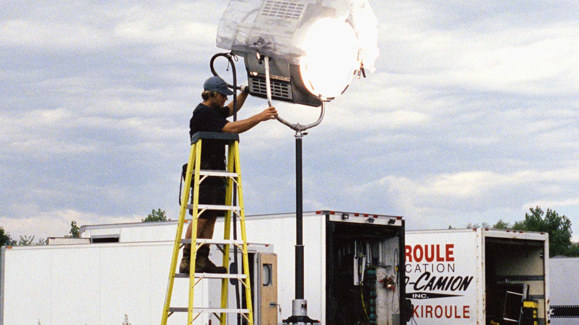 La direction photo : aspects créatifs et techniques de l'éclairage