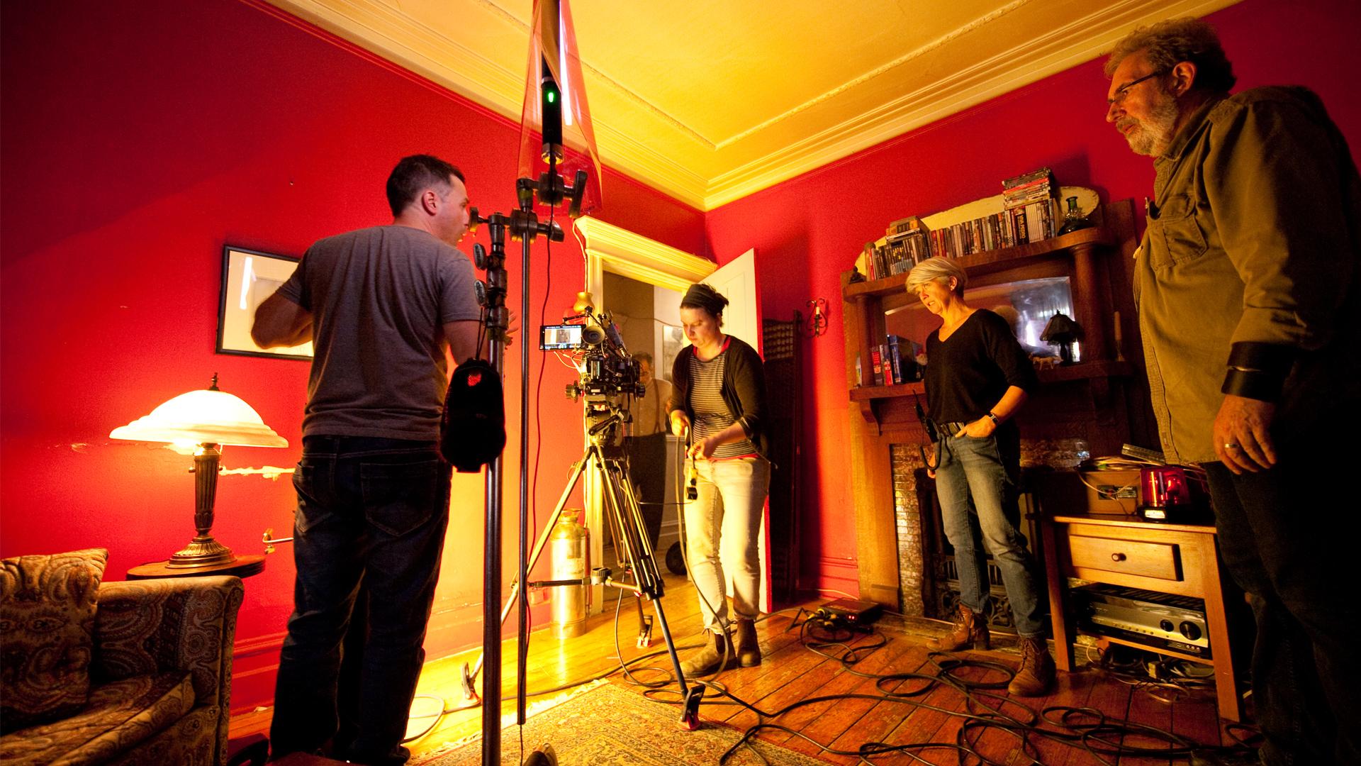 Direction de la photographie – La lumière